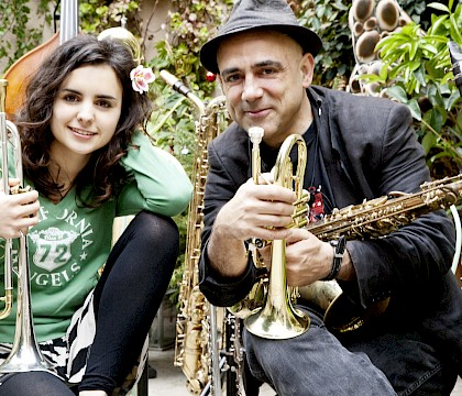 Andrea Motis & Joan Chamorro Group