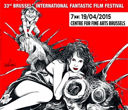BIFFF - Brussels International Fantastic Film Festival