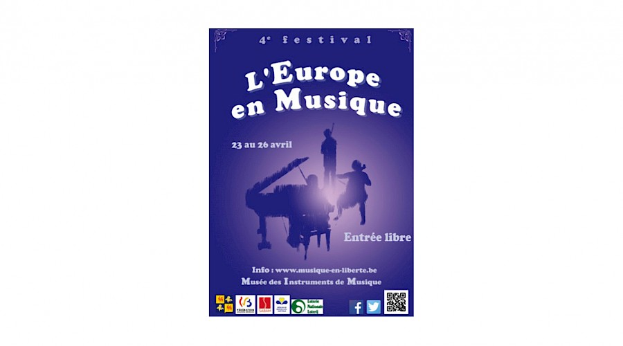 festival l 39 europe en musique a spanish cultural event in bruselas from until. Black Bedroom Furniture Sets. Home Design Ideas
