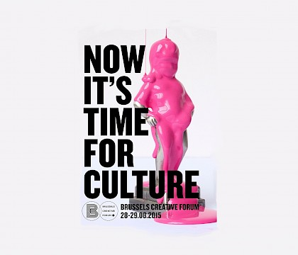 Brussels Creative Forum: Now, it