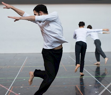 A Love Supreme de Anne Teresa De Keersmaeker/Rosas & Salva Sanchis