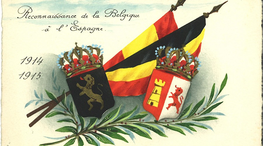 Cien Años de Embajada de España en Bélgica 1921-2021